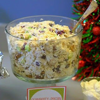 Cranberry-Pecan Chicken Salad