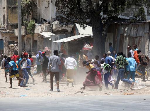 Al Shabaab attacks Somali government building in Mogadishu, at least 9 dead