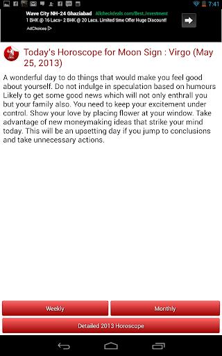 Daily Horoscope 2018 screenshot 14