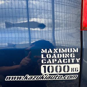 ハイエースバン  H31/4 4WD寒冷地仕様のカスタム事例画像 タニエースさんの2019年10月18日23:47の投稿