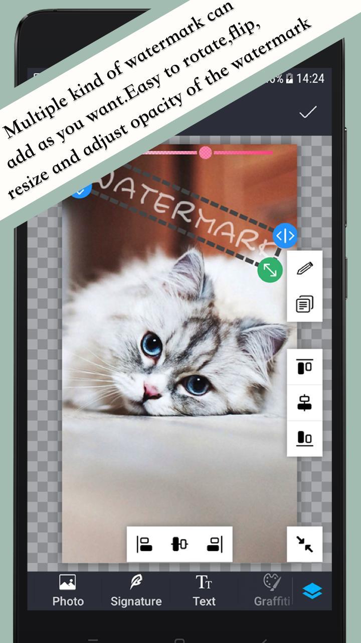 Photo Watermark Screenshot 1