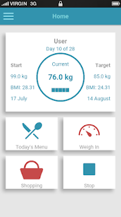 28 Day Diet Support - náhled