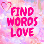 Find Words Love Quotes icon