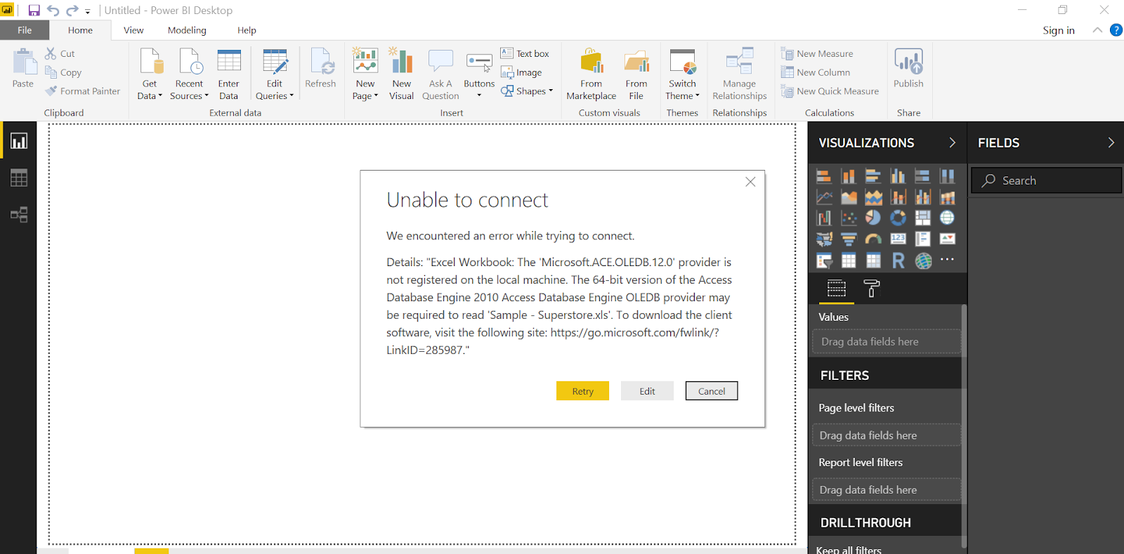 How to Solve PowerBI to Excel Connectivity Issue 29