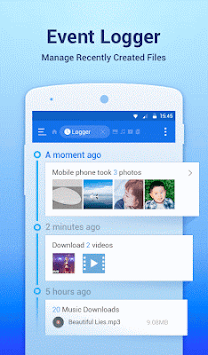 ES File Explorer File Manager APK screenshot thumbnail 6