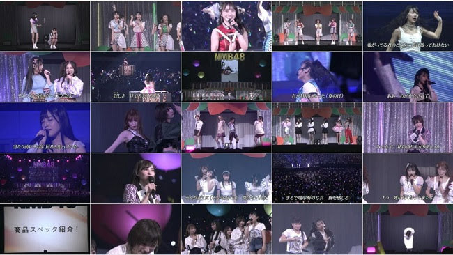 [TV-Variety] NMB48 9th Anniversary Live (2019.10.05)