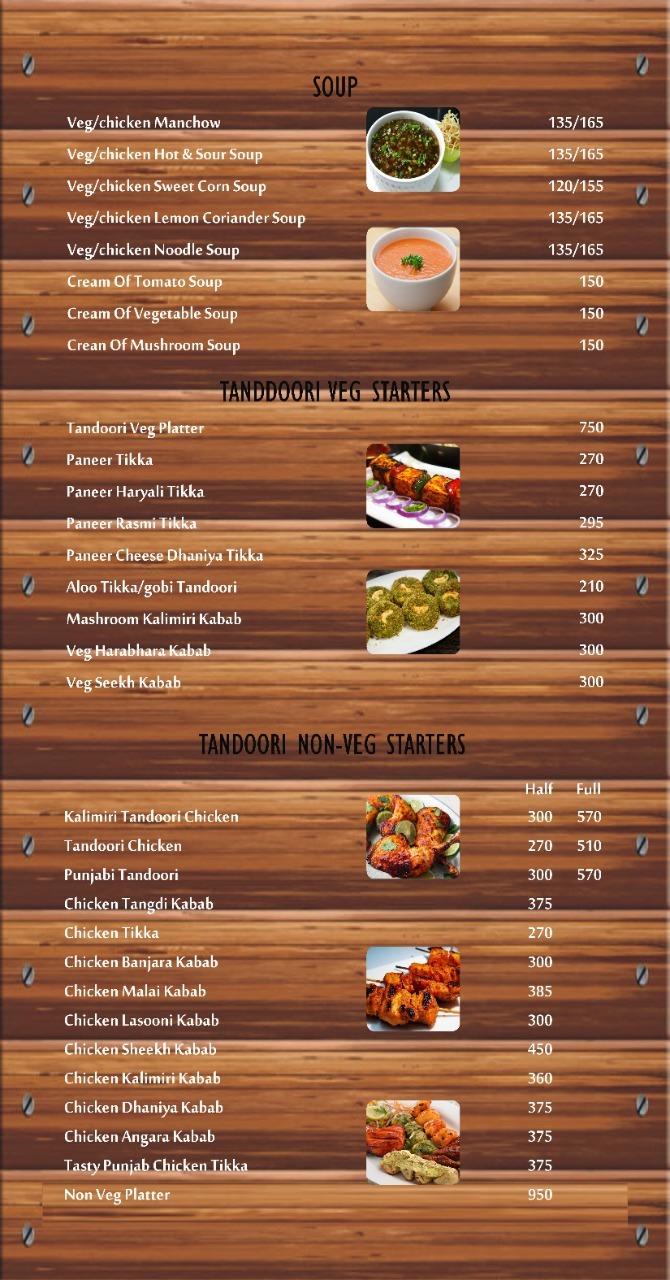Tasty Punjab menu 11