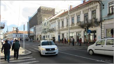 Photo: Cluj-Napoca - Str. Regele Ferdinand - 2018.04.27