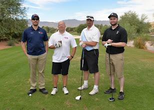 Photo: Travis Hasty, Chris Silva, Jeff Rozyckl, Nick Ballard