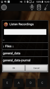 Bass Tuner screenshot