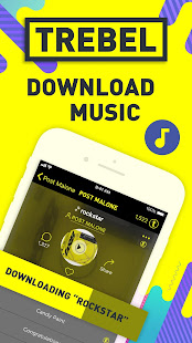 TREBEL Music - Unlimited Music Downloader App