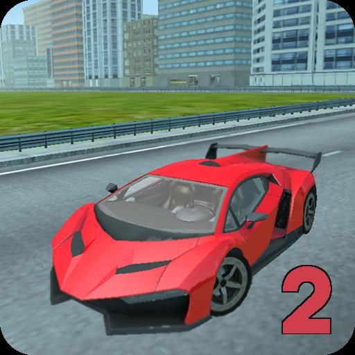 Extreme Car Simulator 2 Icon