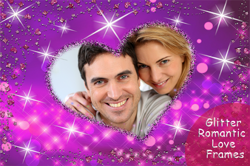Glitter Romantic Love Frames cheat hacks