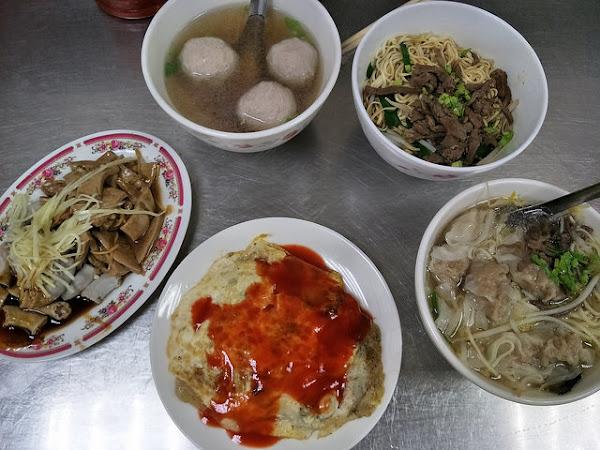 新竹好吃意麵/傳統小吃:楊家意麵蚵仔煎