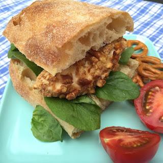 Crunchy Pretzel Chicken