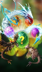 Dragon Epic Mod Apk 1.155 (Unlimited Gems + Mod Menu) 7