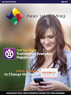 App User Magazine- screenshot thumbnail