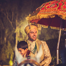 Wedding photographer Kunal Khanna (whitefrogproduc). Photo of 24.09.2018