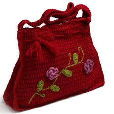 かぎ針編みの財布のデザインのアイデアのおすすめ画像4