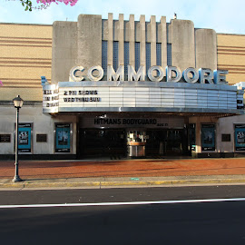 Commodore Theater by Rohan Jackson - Buildings & Architecture Public & Historical