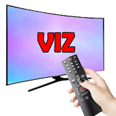 Remote for VIZIO TV