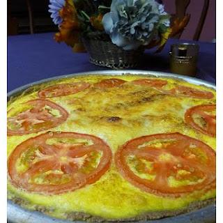 No Crust Quiche