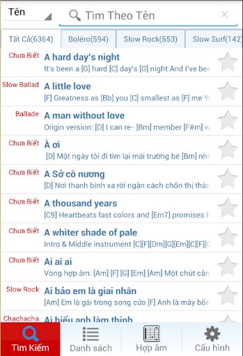 Hợp âm guitar Việt
