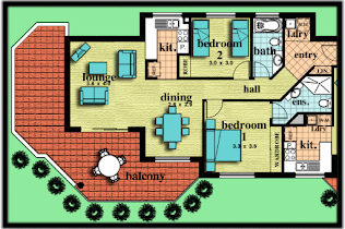 house plan design - screenshot thumbnail 11
