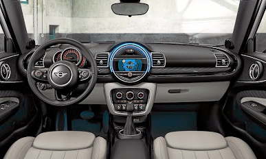 The interior can be equipped extensively from the options list.    Picture: BMW