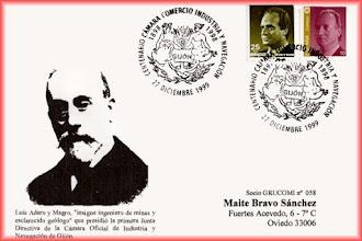 Photo: Matasellos del centenari de la Camara de Comercio Industria y Navegacion