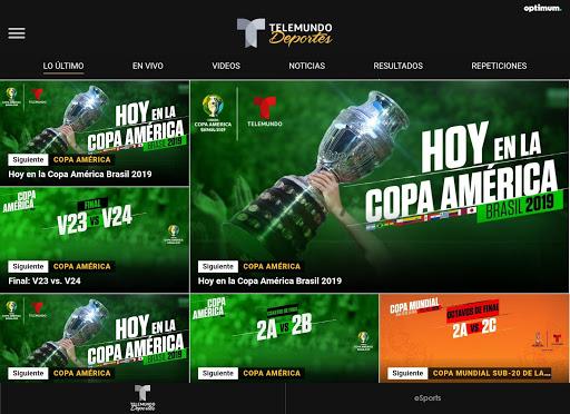 Telemundo Deportes - En Vivo screenshot 12