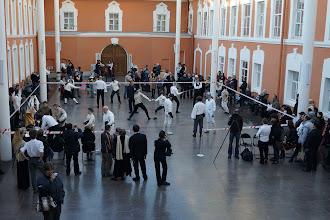 """Photo: """"Гранд Ассо 2011"""". Фестиваль классического фехтования в С.-Петербурге."""