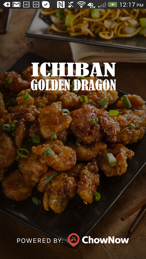 Ichiban Golden Dragon- screenshot