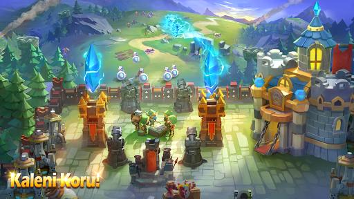 Castle Clash Korkusuz Taku0131mlar  screenshots 2