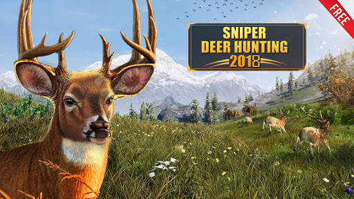 Deer Hunting - Sniper Shooting Games screenshots 6