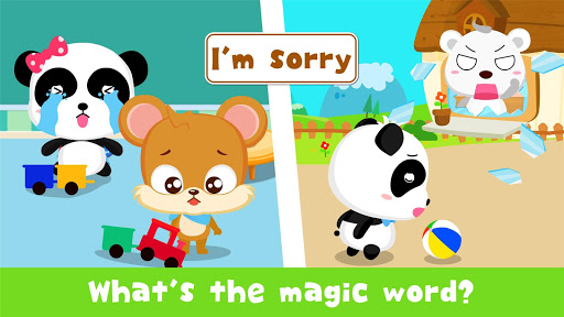 The Magic Words - Polite Baby apkpoly screenshots 3