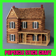 Popsicle Stick Craft by idak icon