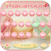 Macaroon Keyboard Sweet love