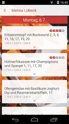 Mensa Lübeck