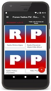 Radios France - Radio FM France - French Radio App - náhled