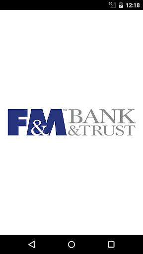 F M Bank Trust Burlington IA