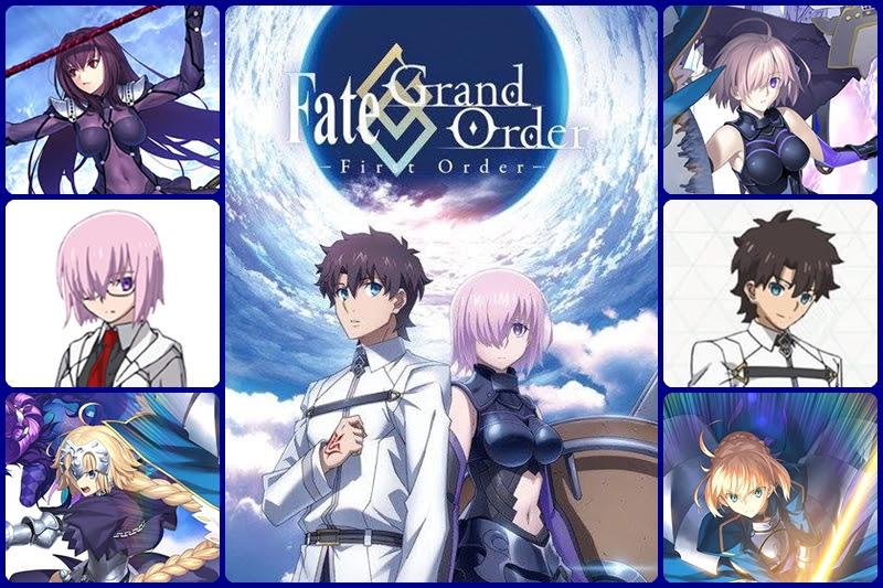[Fate/Grand Order] ประกาศทำอนิเมแล้ว!