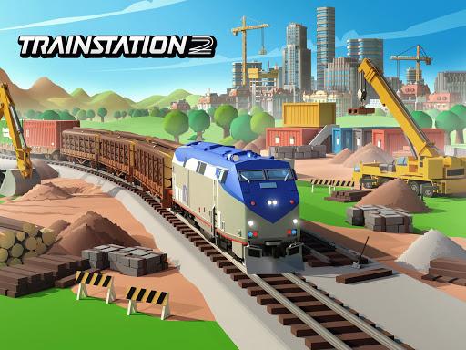Train Station 2: Rail Tycoon & Strategy Simulator android2mod screenshots 6