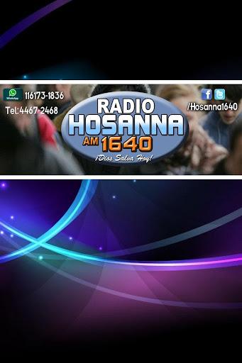 Radio Hosanna AM 1640