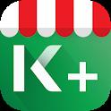 K PLUS shop (K+ shop) icon