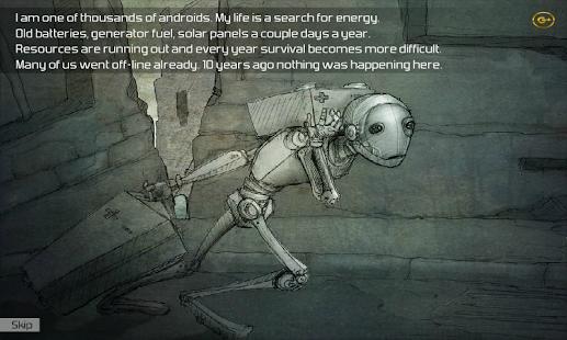 The Robot Mystery - náhled