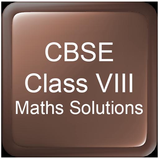 CBSE Class VIII Maths Solution - Apps on Google Play