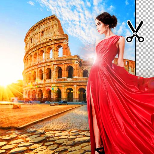 World Places Photo Frames - Background Eraser