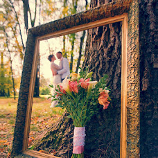 Wedding photographer Sergey Lopukhov (Serega77). Photo of 03.12.2015