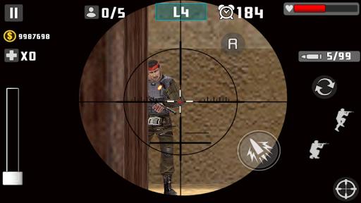 Gun Shot Fire War for PC